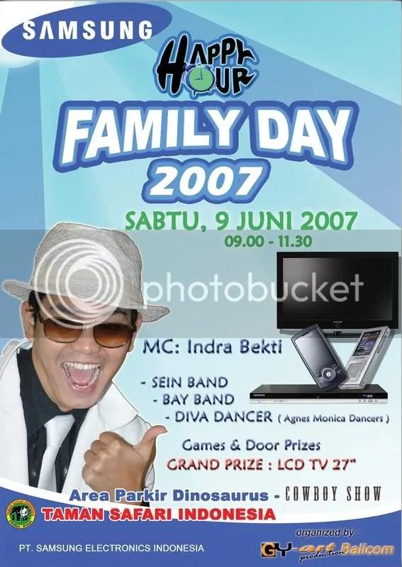 Pamflet Poster Samsung