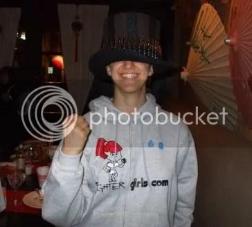 roxy and shonie's hat
