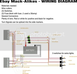 HowTo (Ebay projector wiring diagram)  Ford Focus Forum