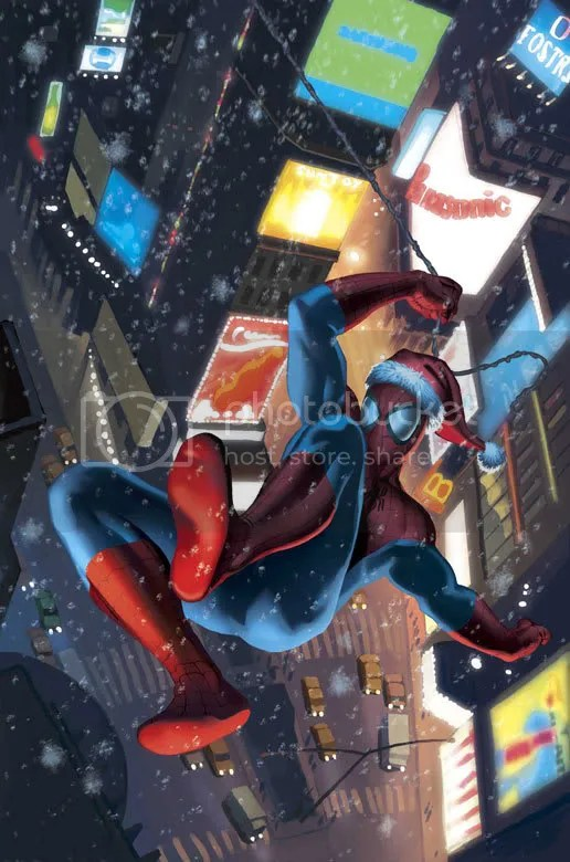 Spiderman Christmas