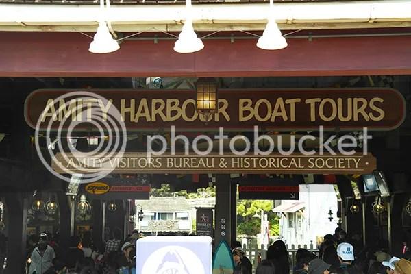 Amity Boat ride