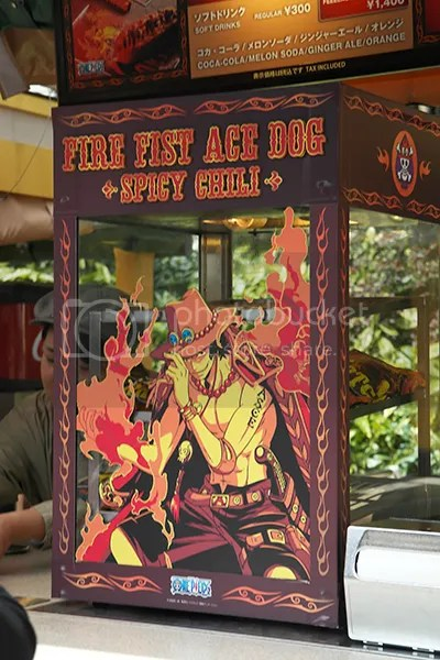Fire Fist Ace Dog