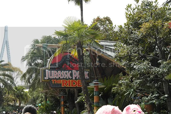 Jurassic The RIDE
