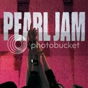 #8 Pearl Jam--Ten