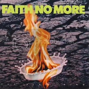 #6 Faith No More--The Real Thing