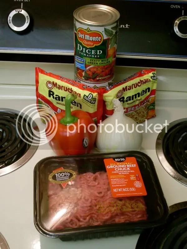 Ingrediants!