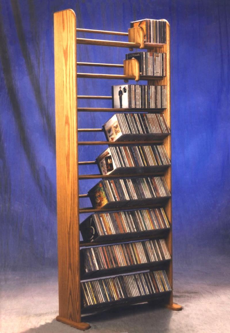 cd rack plans