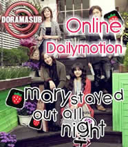 DoramaSub Mary Stayed Out All Night Cap1 online