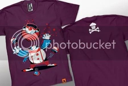 clown, Halloween, Johnny Cupcakes