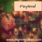 Mummy of Two Playtime!