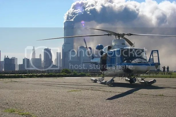 NYPD Helicopter 12