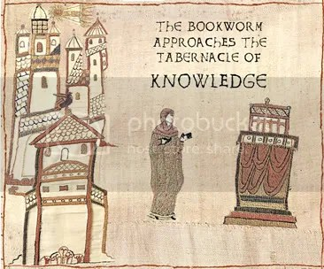 Bayeux Bookworm