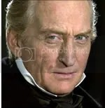 Charles Dance as Tulkinghorn in Bleak House