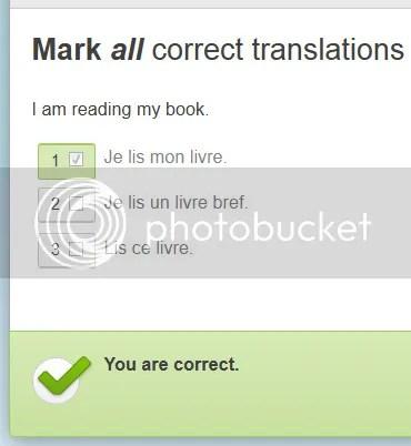 Duolingo - French