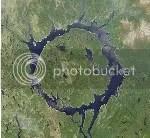 Lake Manicouagan