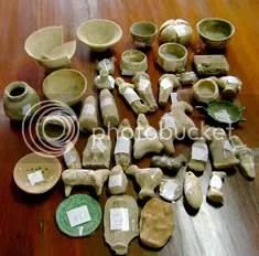 Returned Mesopotamian artifacts