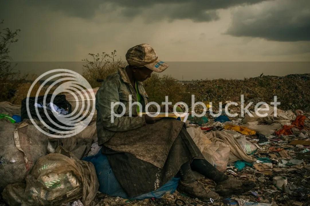 Micah Albert - Dandora Dump