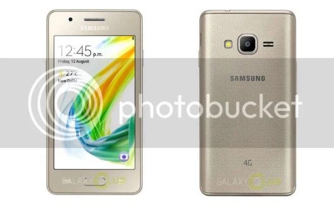 Samsung Z2 Leaked