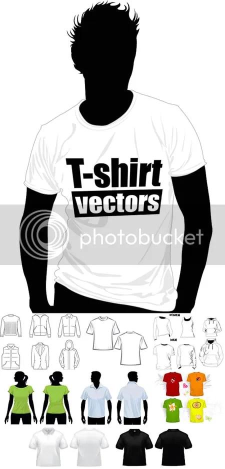 T-shirt vectors sharegraphic.com