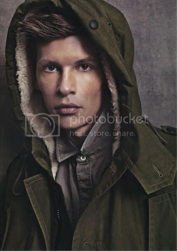 Popeye Magazine #760 August 2010 - Marching In by Burberry Prorsum