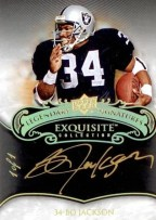 1/1 Exquisite Football Autograph