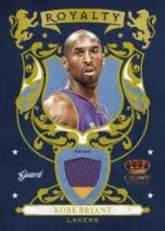 09/10 Panini Crown Royale Royalty Kobe Bryant