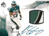 2009 Sp Authentic LeSean McCoy Auto RC