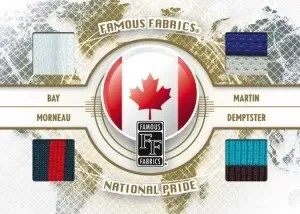Famous Fabrics National Pride