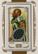 2009 Topps Mayo GU Thomas Jones