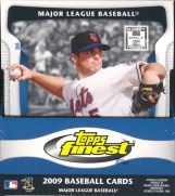 2009 Topps Finest Baseball Box
