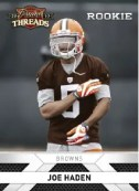 2010 Joe Haden Panini Threads Rookie Card