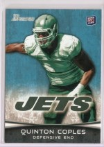 2012 Bowman Quinton Coples Variation SP
