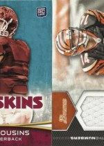 2012 Bowman Kirk Cousins Sp Variation Rookie RC