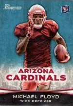 2012 Bowman Michael Floyd Base RC