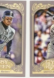 2012 Topps Gypsy Queen Ken Griffey Jr. Base