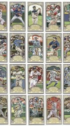 2012 Topps Gypsy Queen Ian Kinsler Mini Base