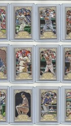 2012 Topps Gypsy Queen Roy Oswalt Mini Base Sp