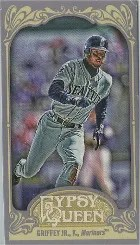 2012 Topps Gypsy Queen Ken Griffey Jr. Base Mini