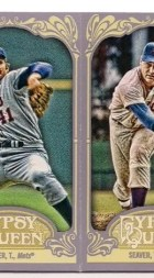 2012 Topps Gypsy Queen Tom Seaver Sp