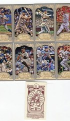 2012 Topps Gypsy Queen Freddie Freeman Mini Base Card