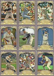 2012 Topps Gypsy Queen Wade Boggs Base