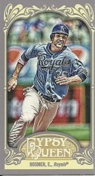 2012 Topps Gypsy Queen Eric Hosmer Mini
