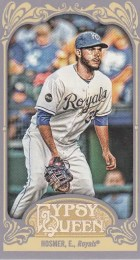 2012 Topps Gypsy Queen Eric Hosmer Mini Sp