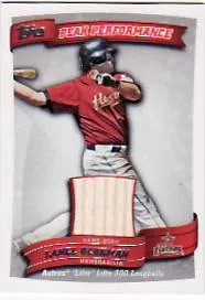2010 Topps Series 2 Lance Berkman Bat Card