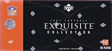 2007 Exquisite Football Box