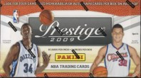 2009/10 Panini Prestige Basketball Box