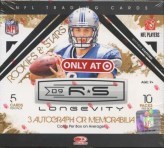 2009 Donruss Leaf Rookies & Stars Football Hobby Box
