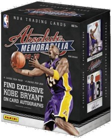 2009/10 Panini Absolute Memorabilia Basketball Box
