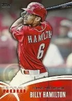 2014 Topps Series 2 Billy Hamilton Future is Now