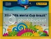 2014 Panini World Cup USA Box